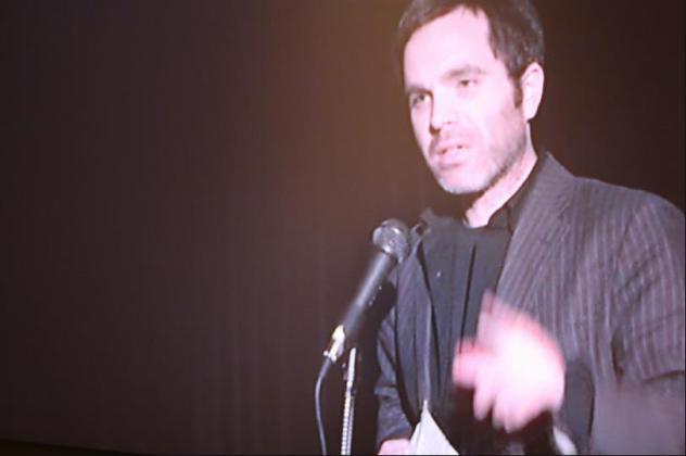 Comedy Routine, digital video, 2012