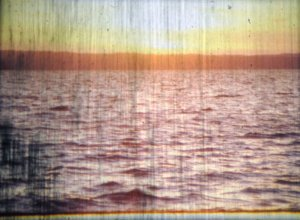 Eternal Return 16mm film loop, 18 min total 2010