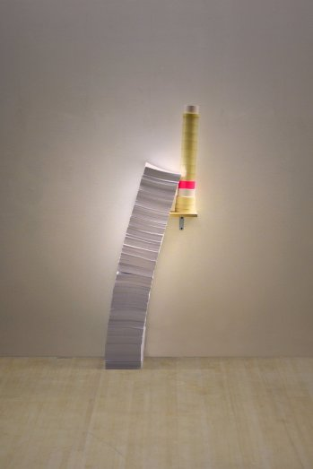 C, sculptural situation, 2010