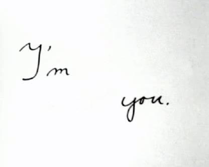"""too sad to tell"" (After Bas Jan Ader), digital intervention, 2013"