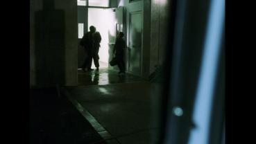 Self Portrait In a Movie That I Wasn't In (Oceans Eleven, 2001) Film still intervention 2011