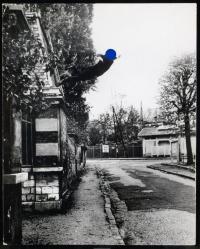Double Void (BaldeKlein), manipulated digital photograph, 2011