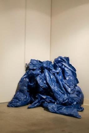 Untitled (wave pile), 2012