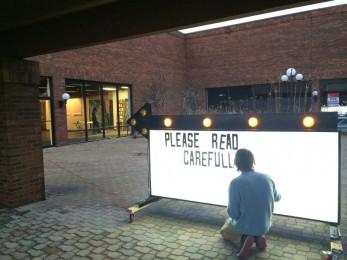 Please Read Carefully at Big Car Gallery