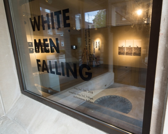White Men Falling