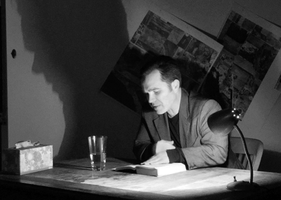 Andrew Salyer Reads Hannah Arendt